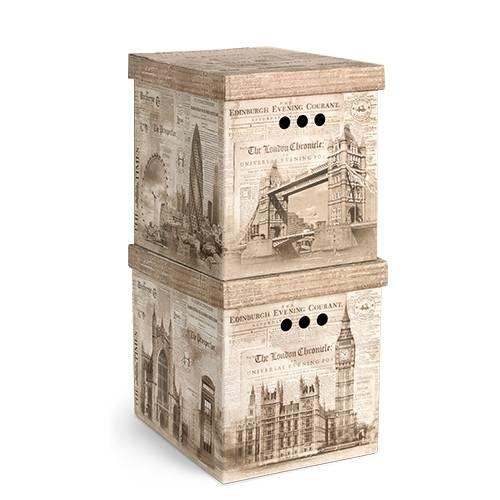 большие красивые коробки для хранения