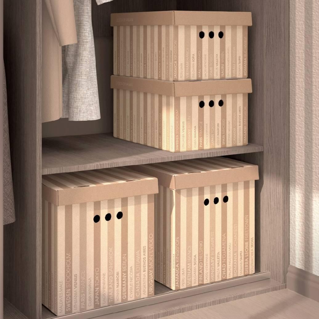 декоративные коробки для хранения