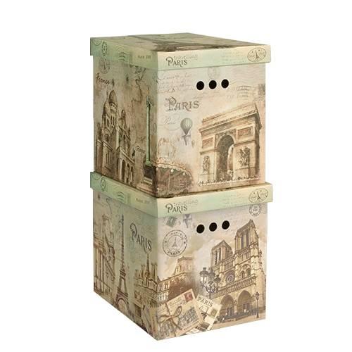 коробки для хранения Париж Франция