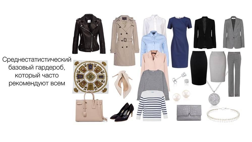 Единое мнение большинства стилистов — гардероб лучше всего составлять по капсулам.