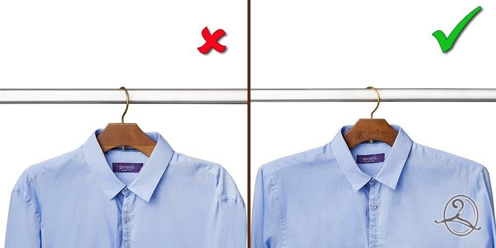 вешалка для рубашек подбор