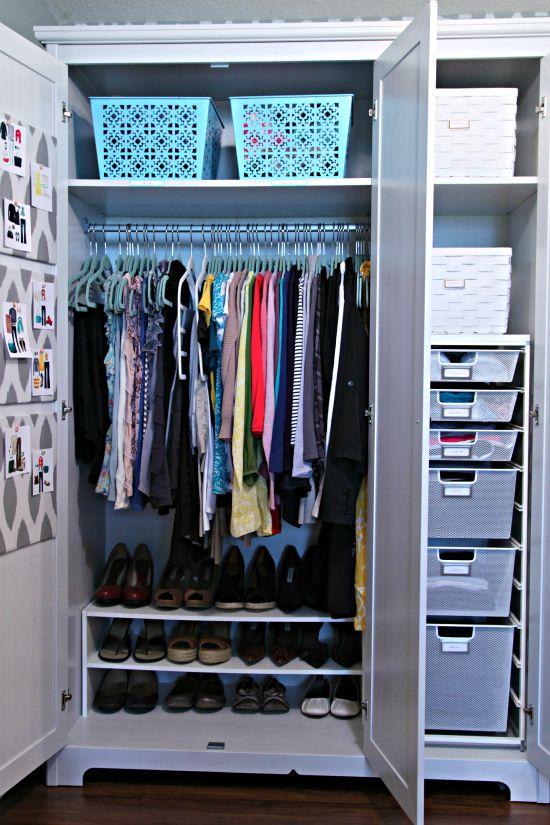 известен как идеальный порядок в шкафу фото лимонной