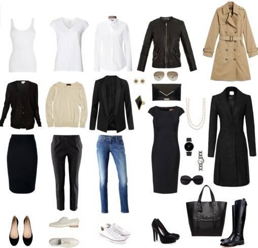 c48c2569 100 вещей идеального гардероба - Идеальный гардероб