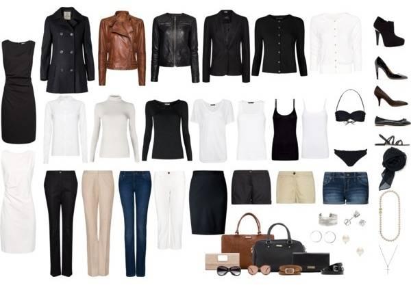 872e0134b120 100 вещей идеального гардероба - Идеальный гардероб